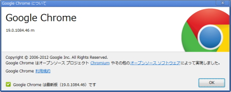 Google Chrome19