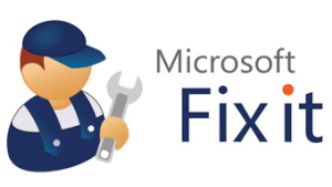 Microsoft Fix it 50992