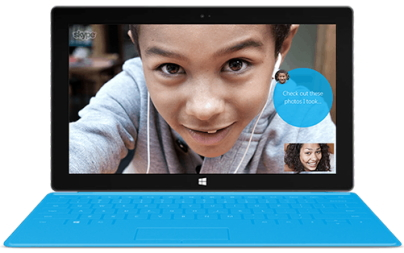 Skype1.7 for Windows8